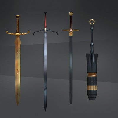 Ned rogers swords