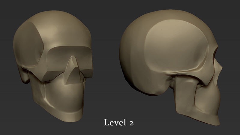 Kris costa skull level2