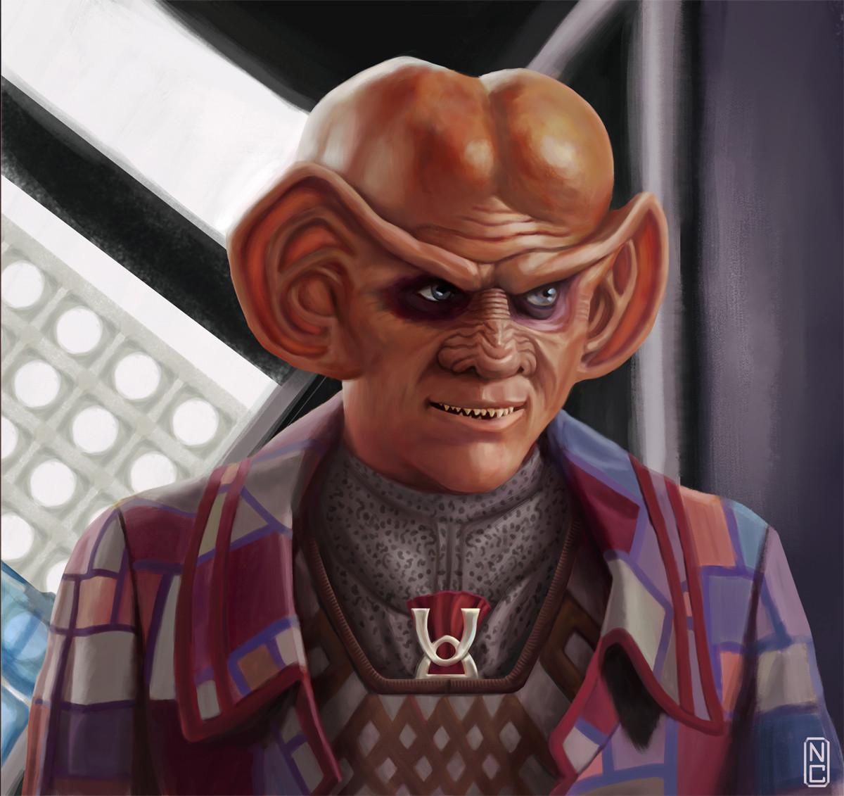 Nick chrissis quark 14