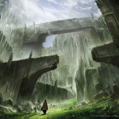Nele diel dwarf ruins