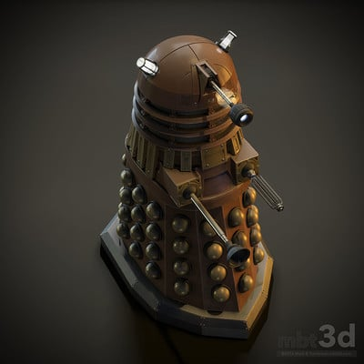 Mark b tomlinson dalek toolbag render final 2k 0005 6