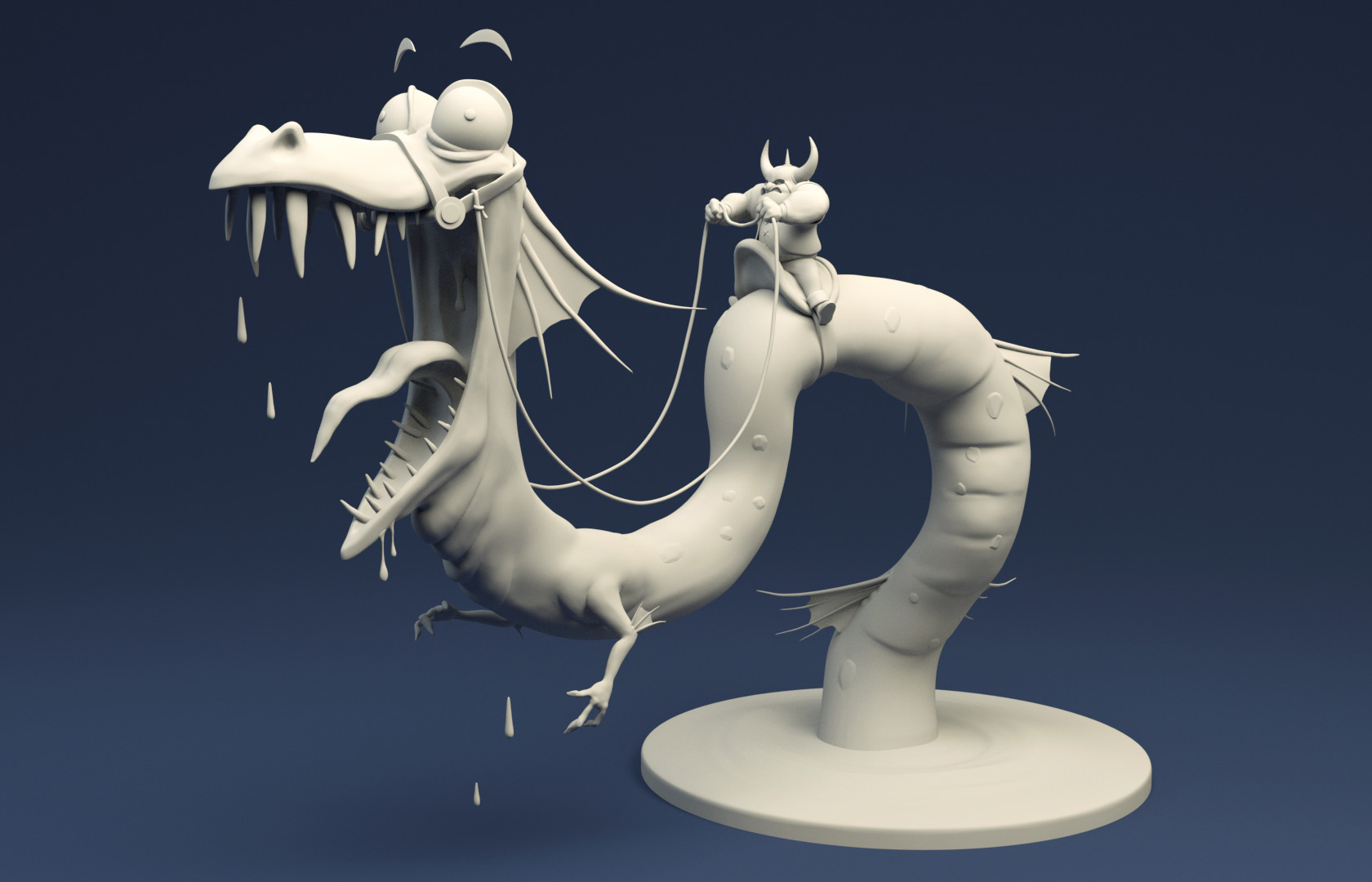 Javier diaz ridingseamonster render 01