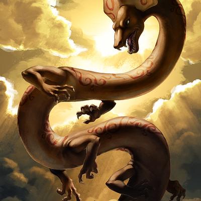 Jessica parker dragon air spirit done s