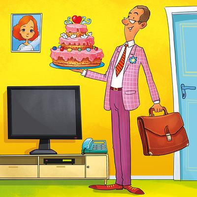 Aleksander jasinski tort
