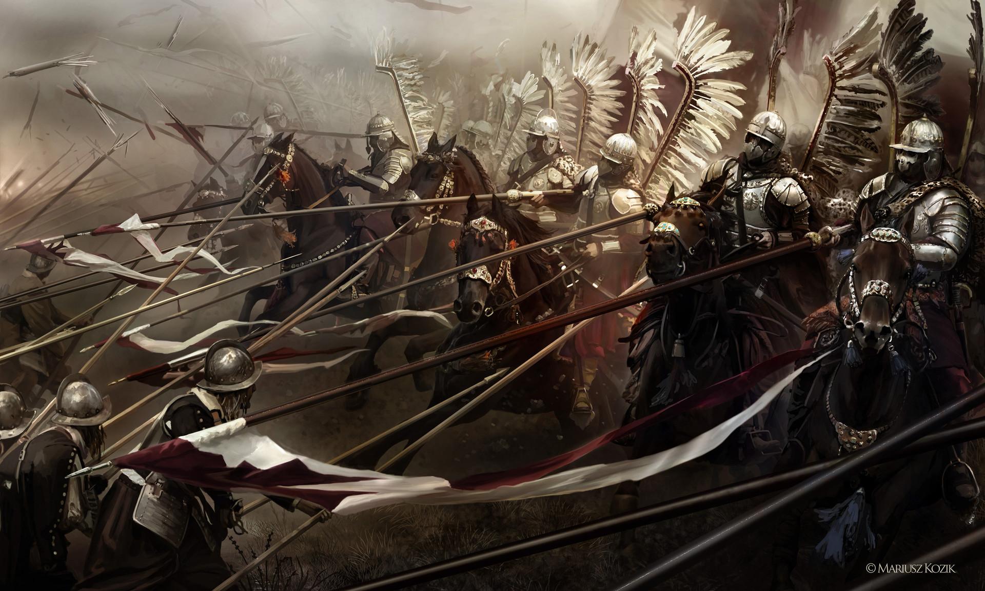 Mariusz kozik bitwa pod kircholmem red