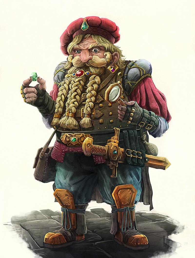 Dirk wachsmuth dwarf maraltax bydirkwachsmuth