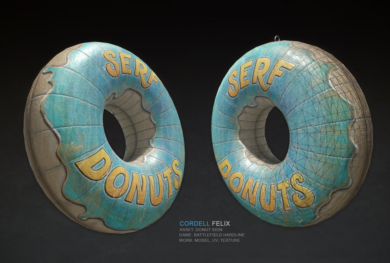 Cordell felix donutsign bfh