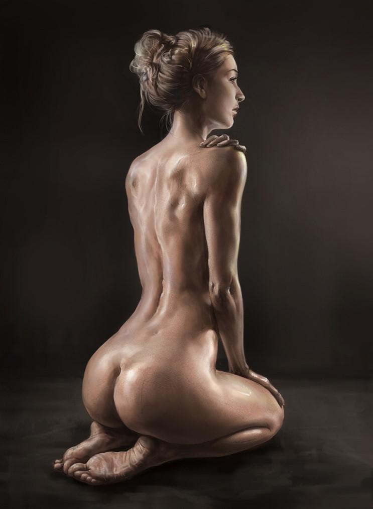 Females nude imagination — img 8