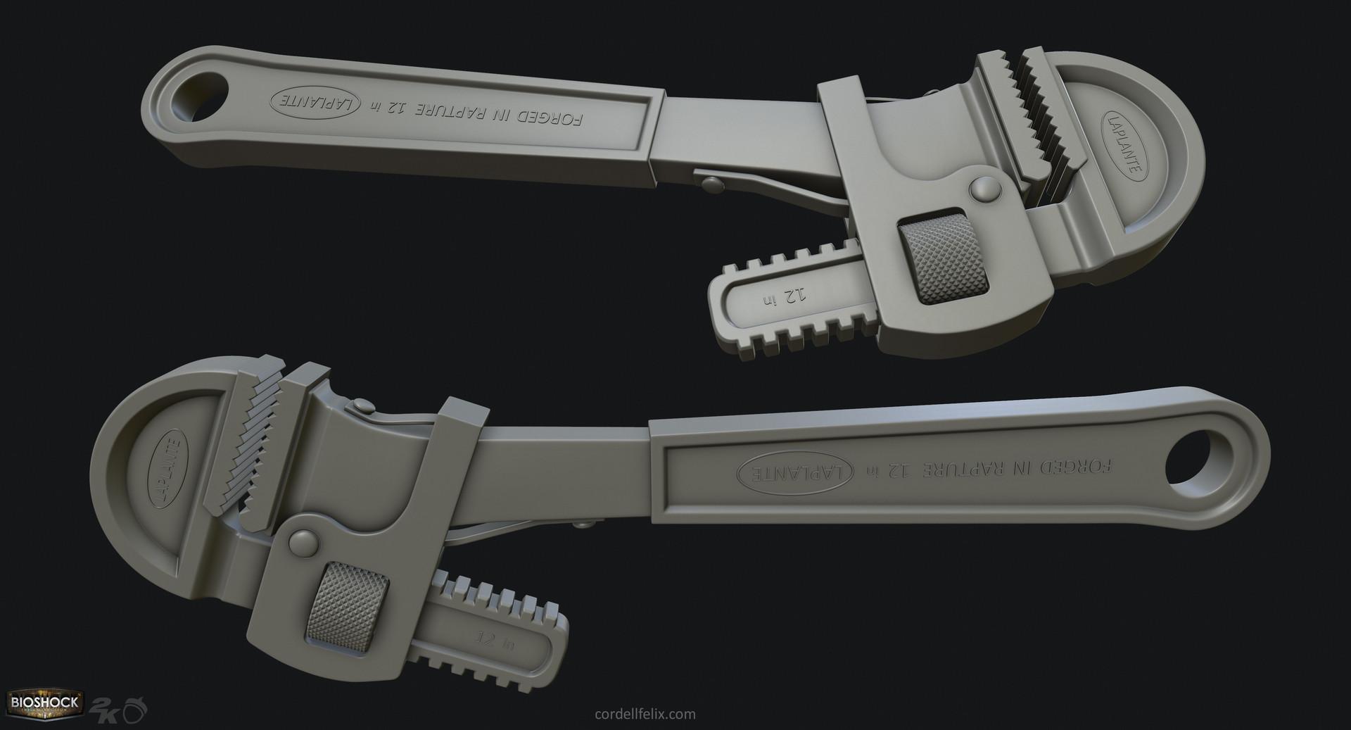 Cordell felix cordellfelix bioshock wrench hp 04