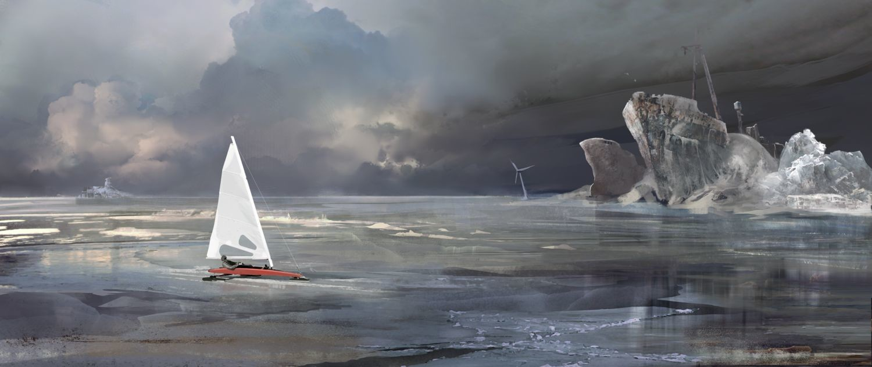 Stijn windig ijszeiler2