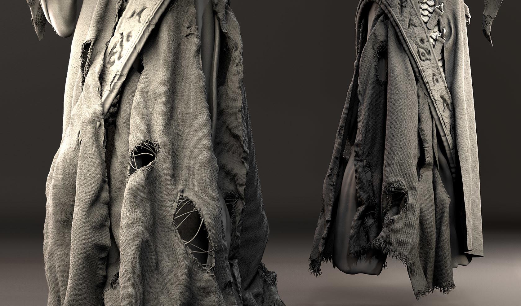 Jin hao villa wizard fabric