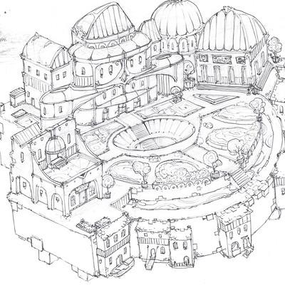 Yuriy svalov sketch 12