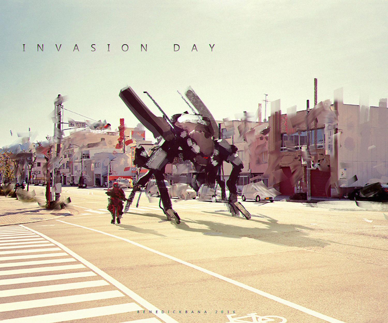 Benedick bana invasion day lores