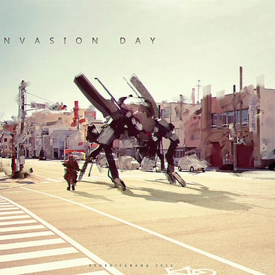 Benedick bana invasion day lores