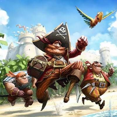 Tomek larek tomek larek pirates