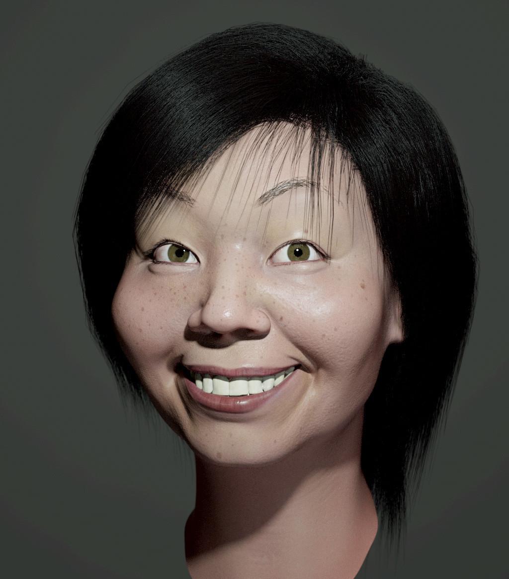 Final Maya render with Octane