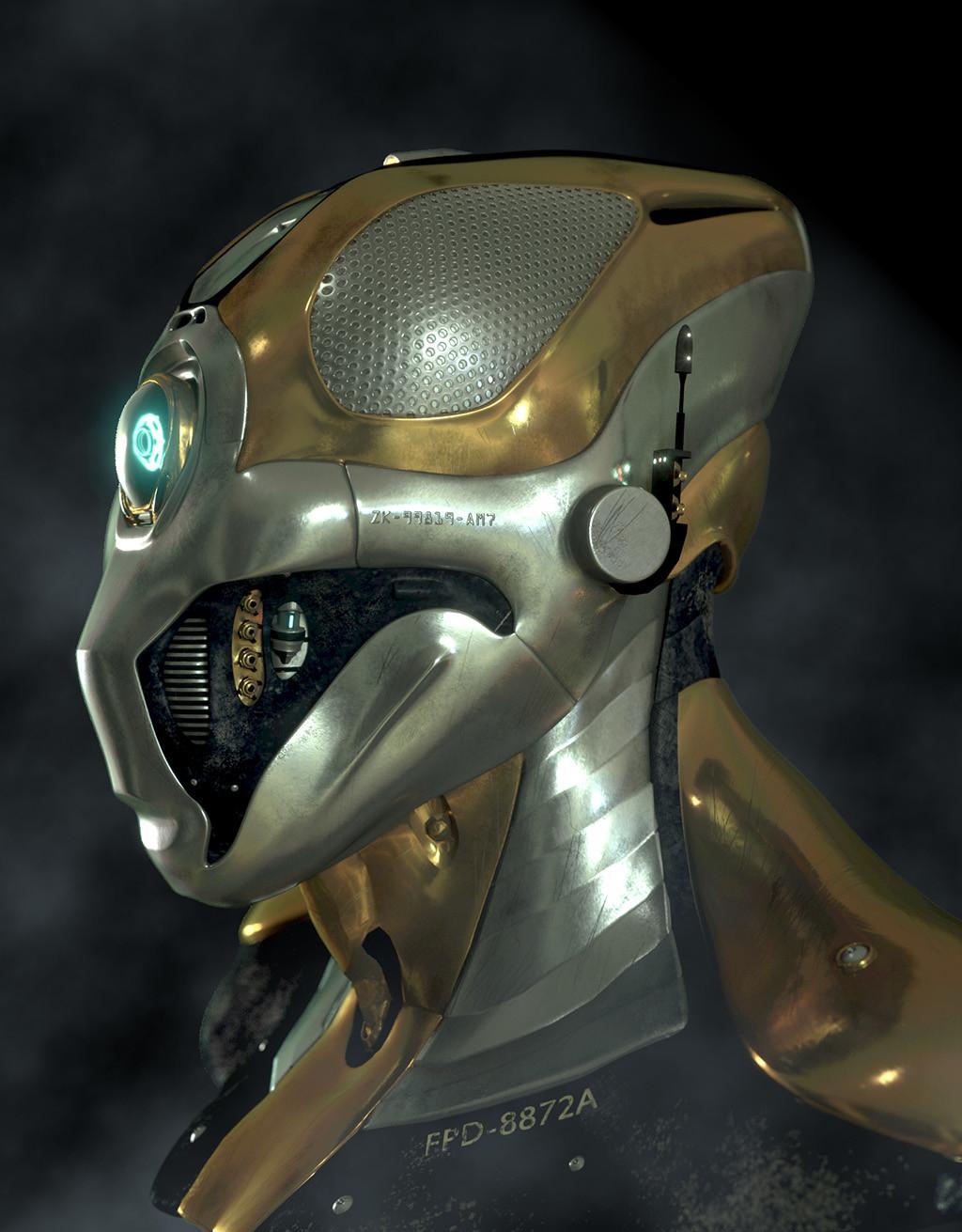 Final render using Octane for Maya