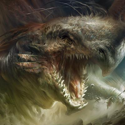 Ivan laliashvili dragon