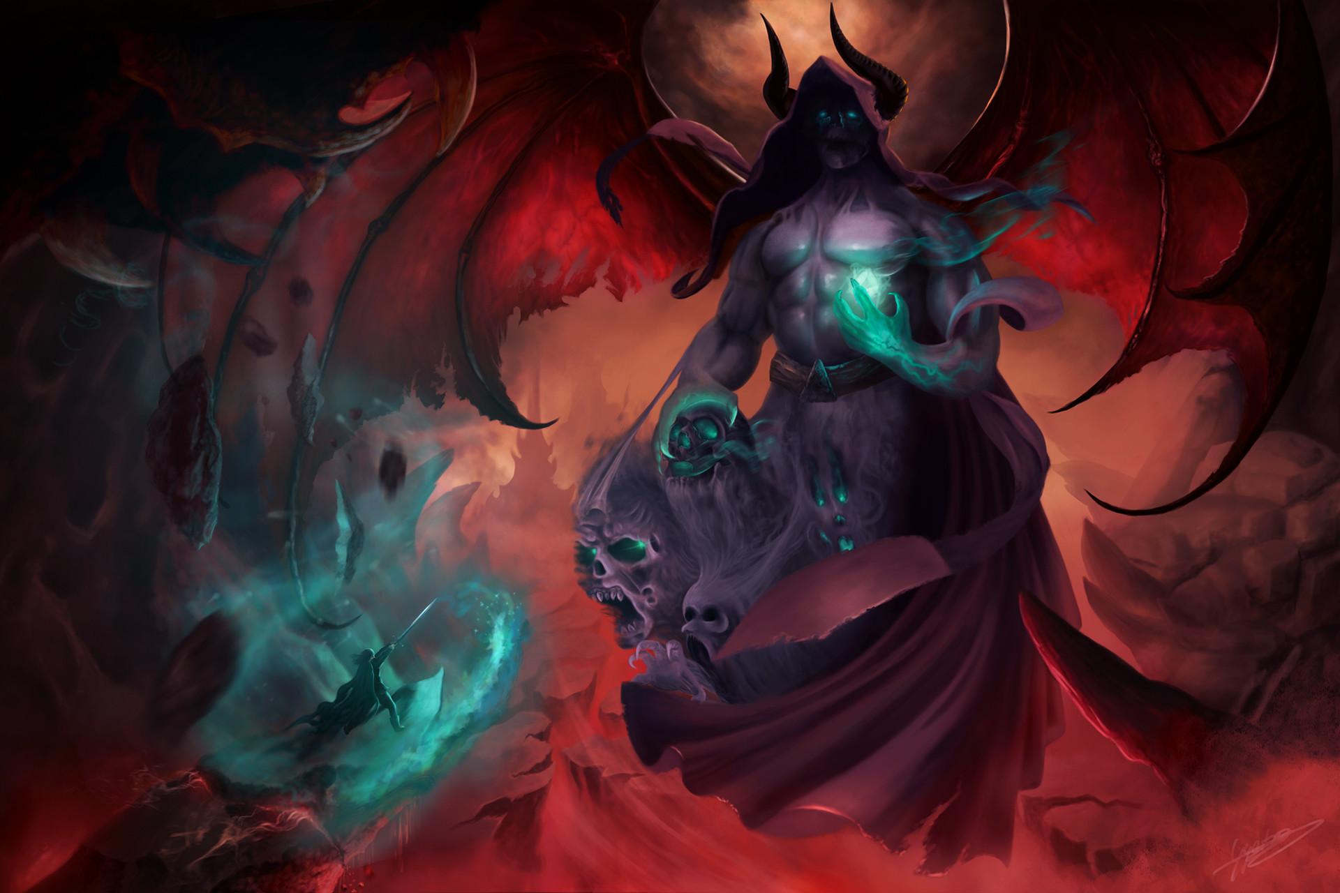 Jeroen gyesbreghs inferno