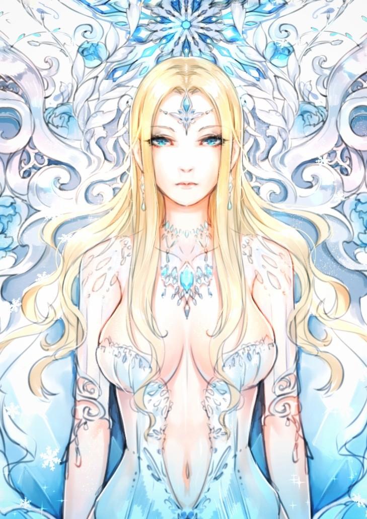 Ren Wei Pan White Queen