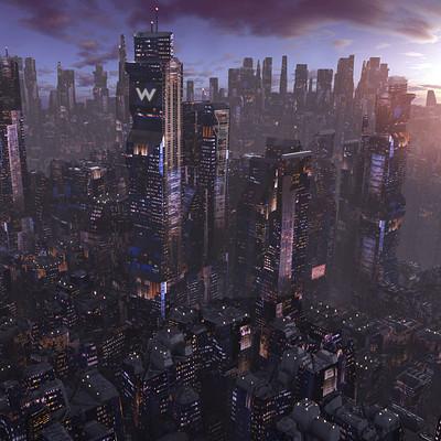 Alejandro gonzalez future city