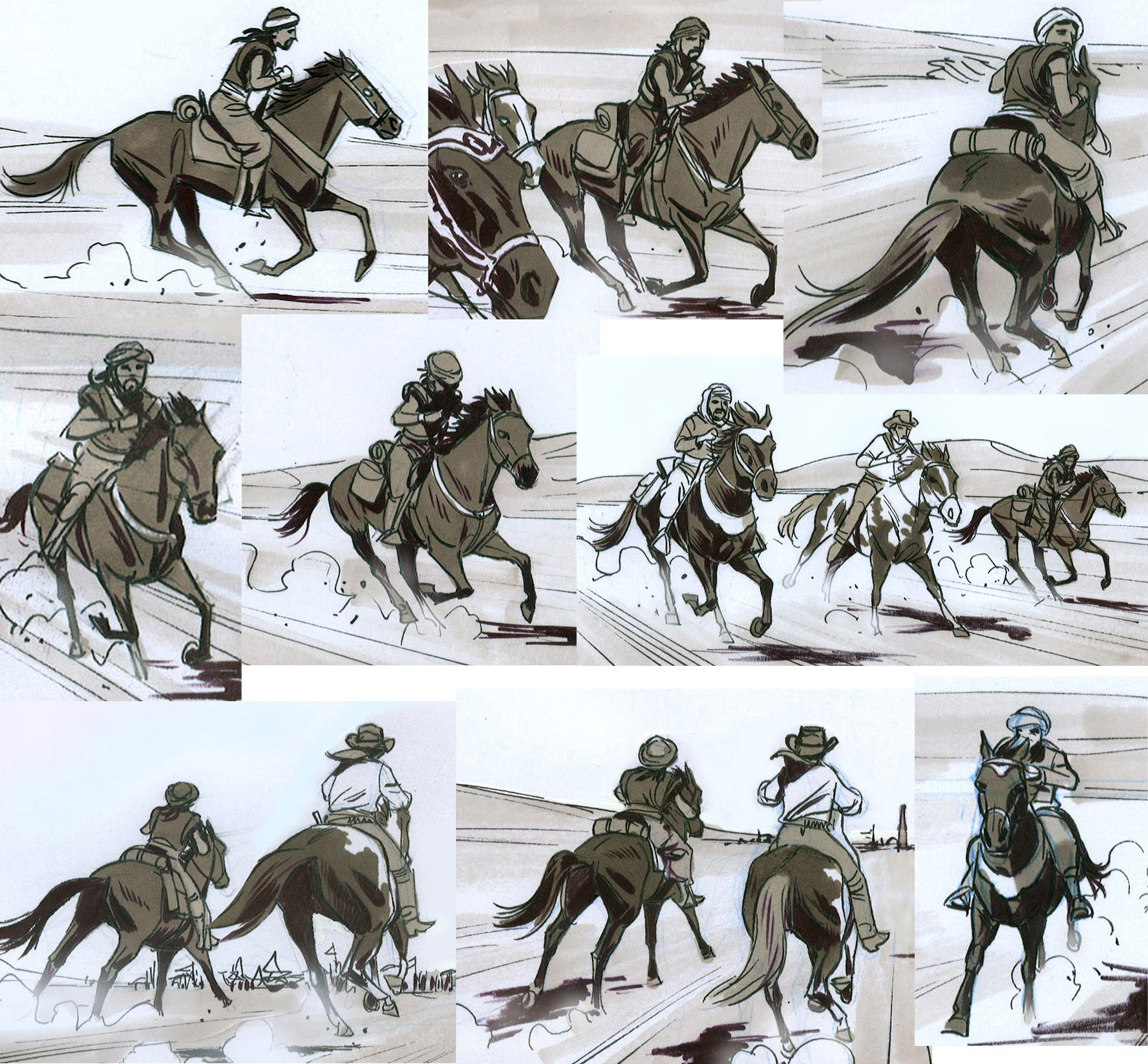 Rodolfo damaggio horses