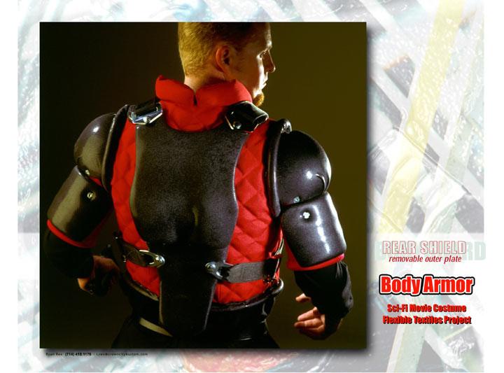 Ryan rex 018 body armor