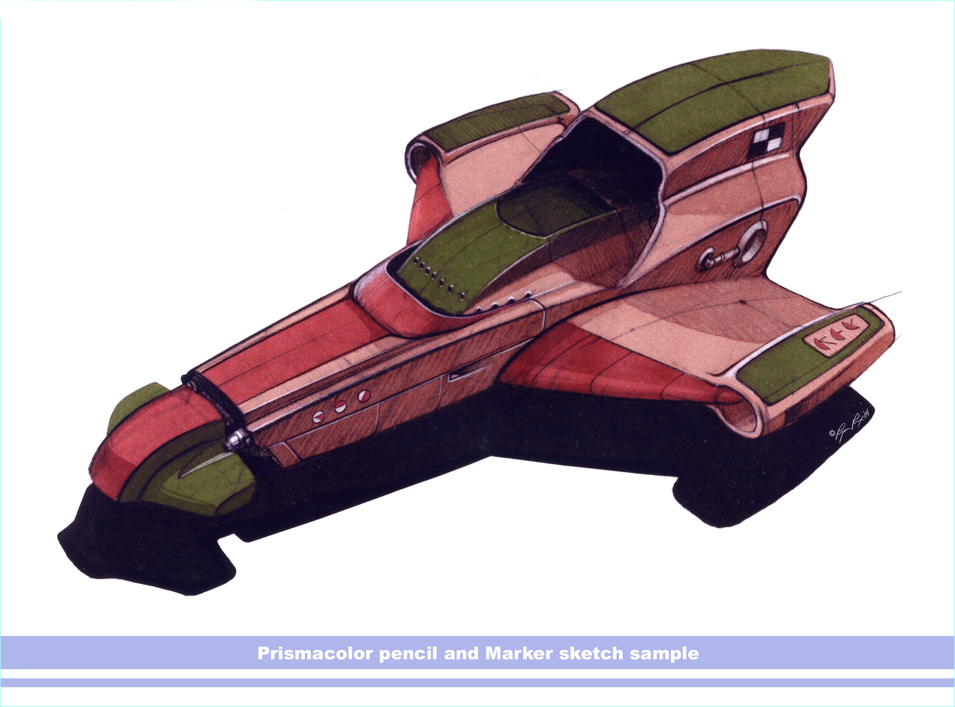 Ryan rex speeder