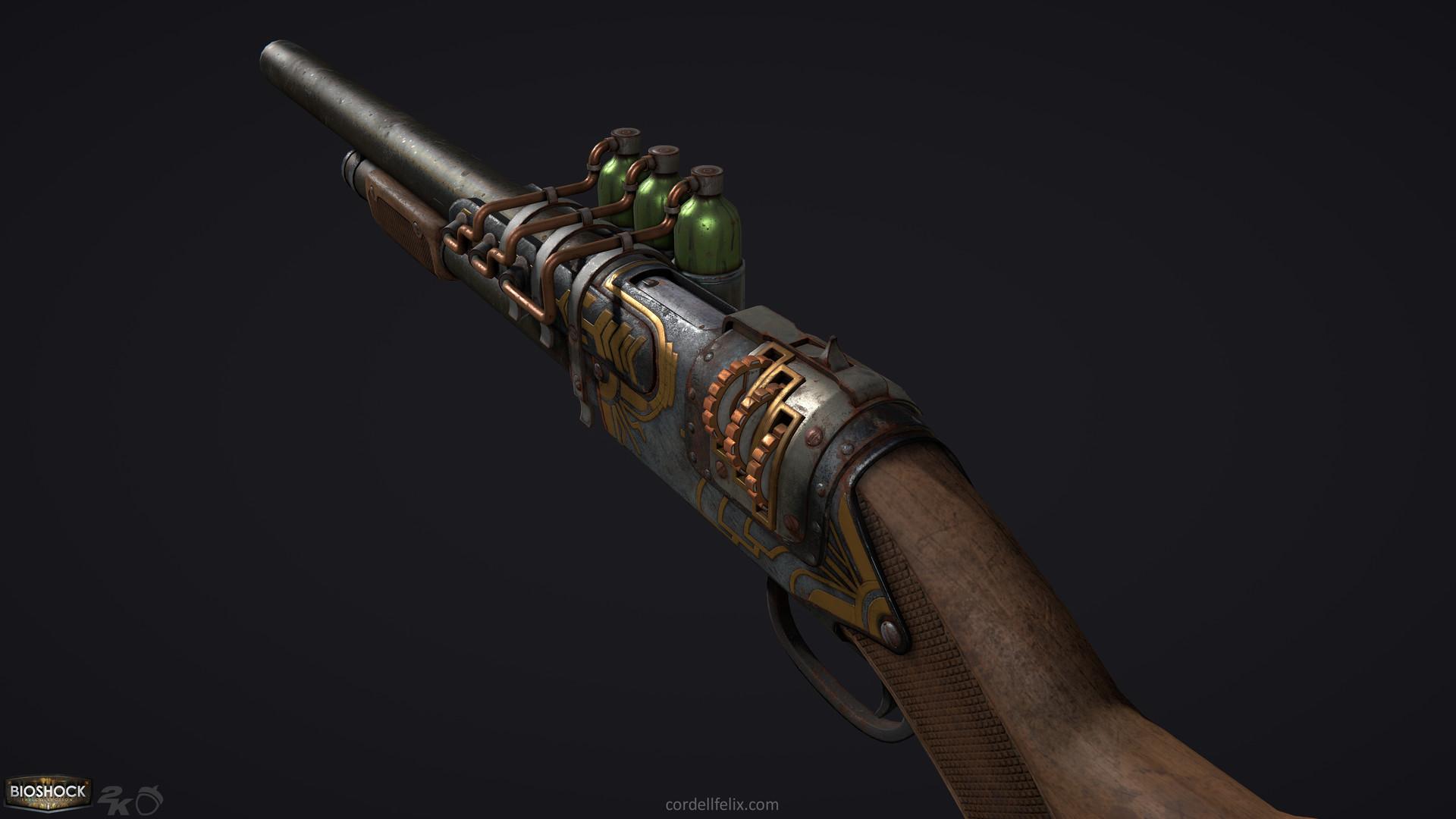 Cordell felix cordellfelix shotgun 04