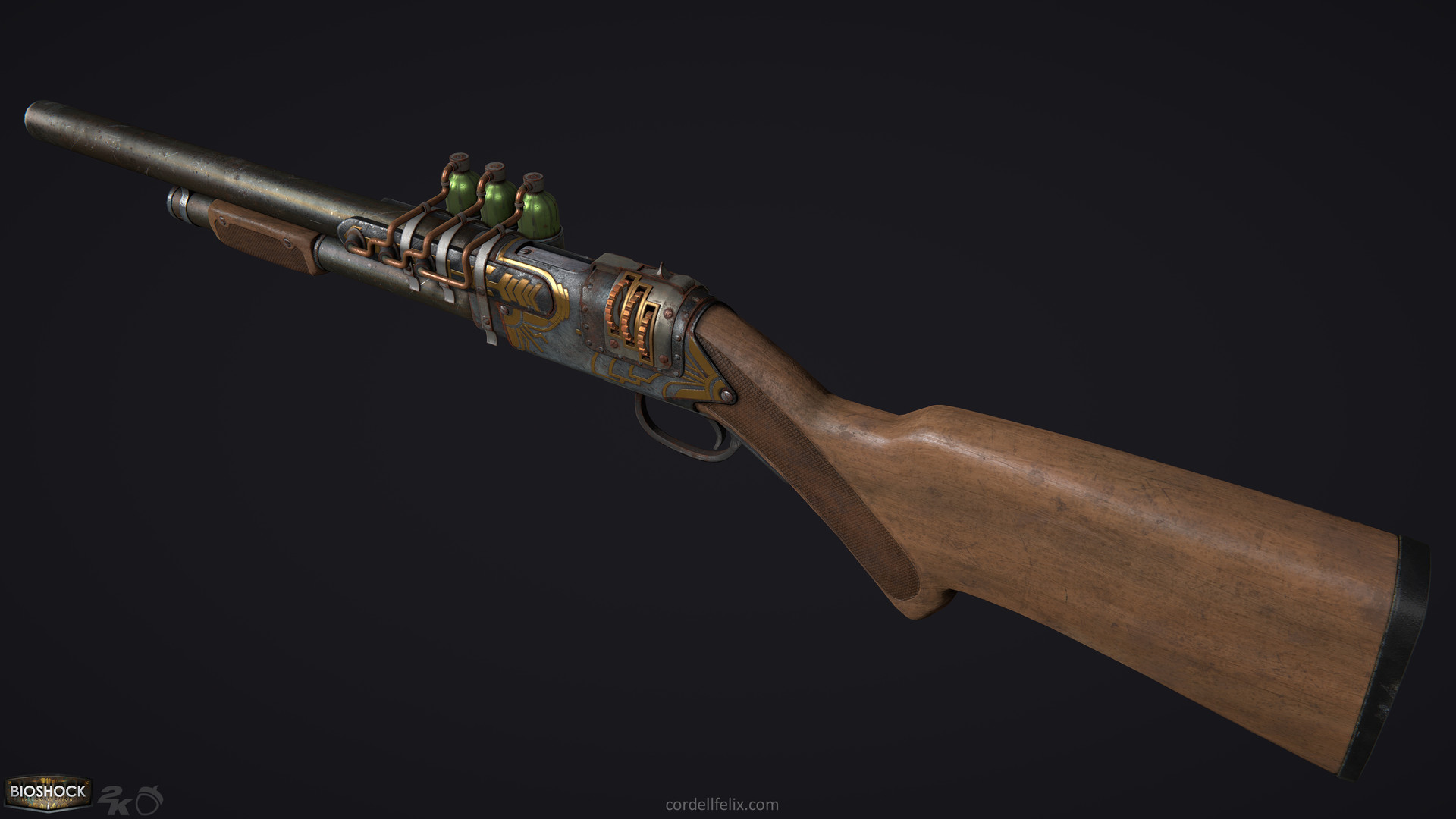 Cordell felix cordellfelix shotgun 10