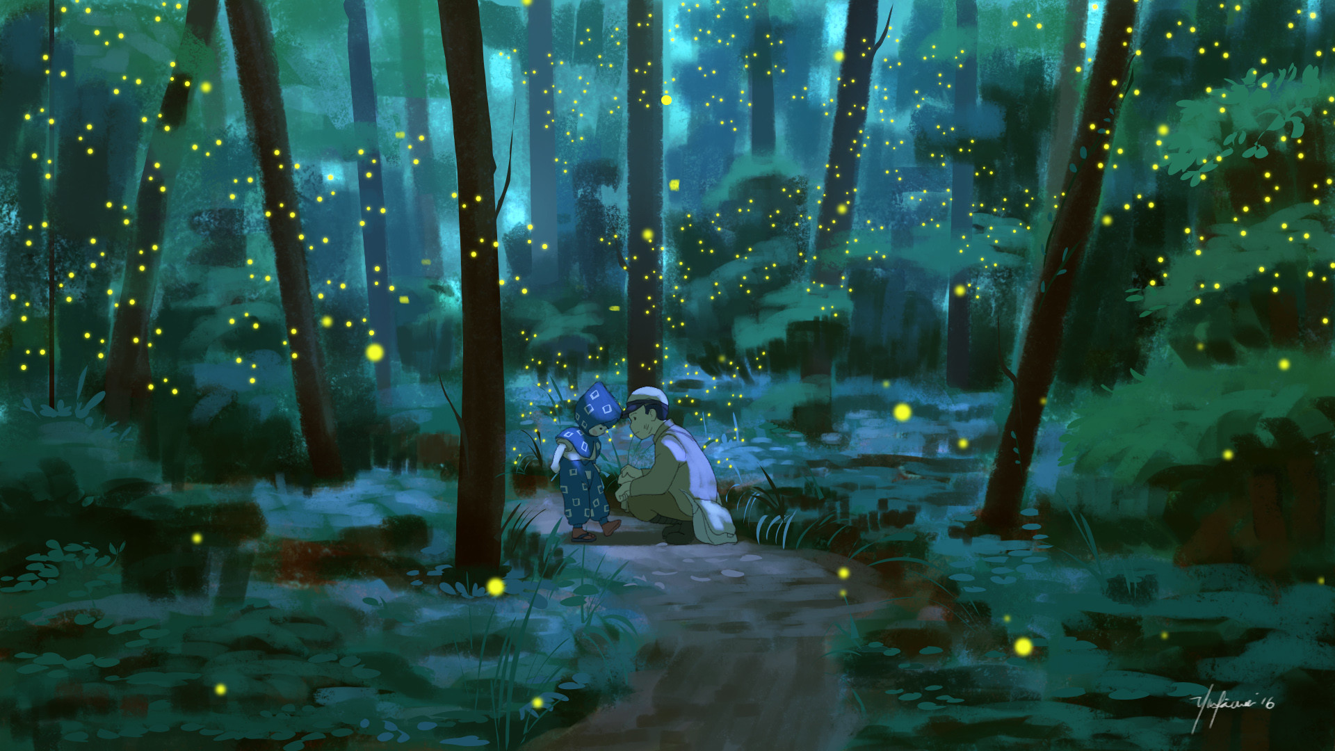 Harrison yinfaowei grave of th fireflies