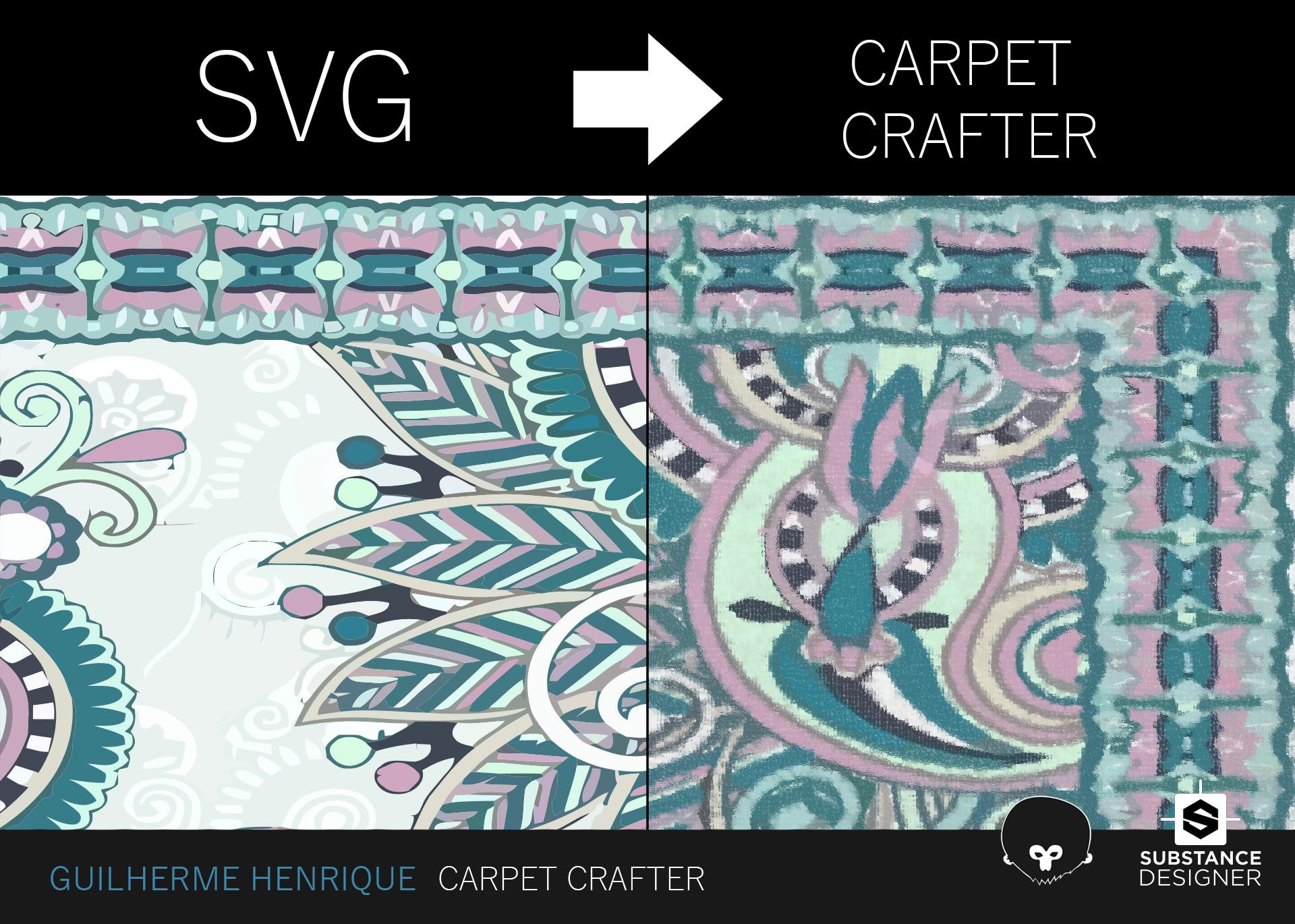 Guilherme henrique carpet crafter 1
