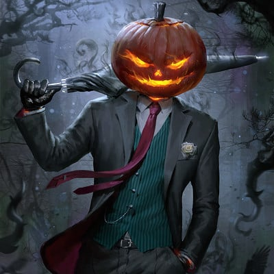 Billy christian spookyjack2