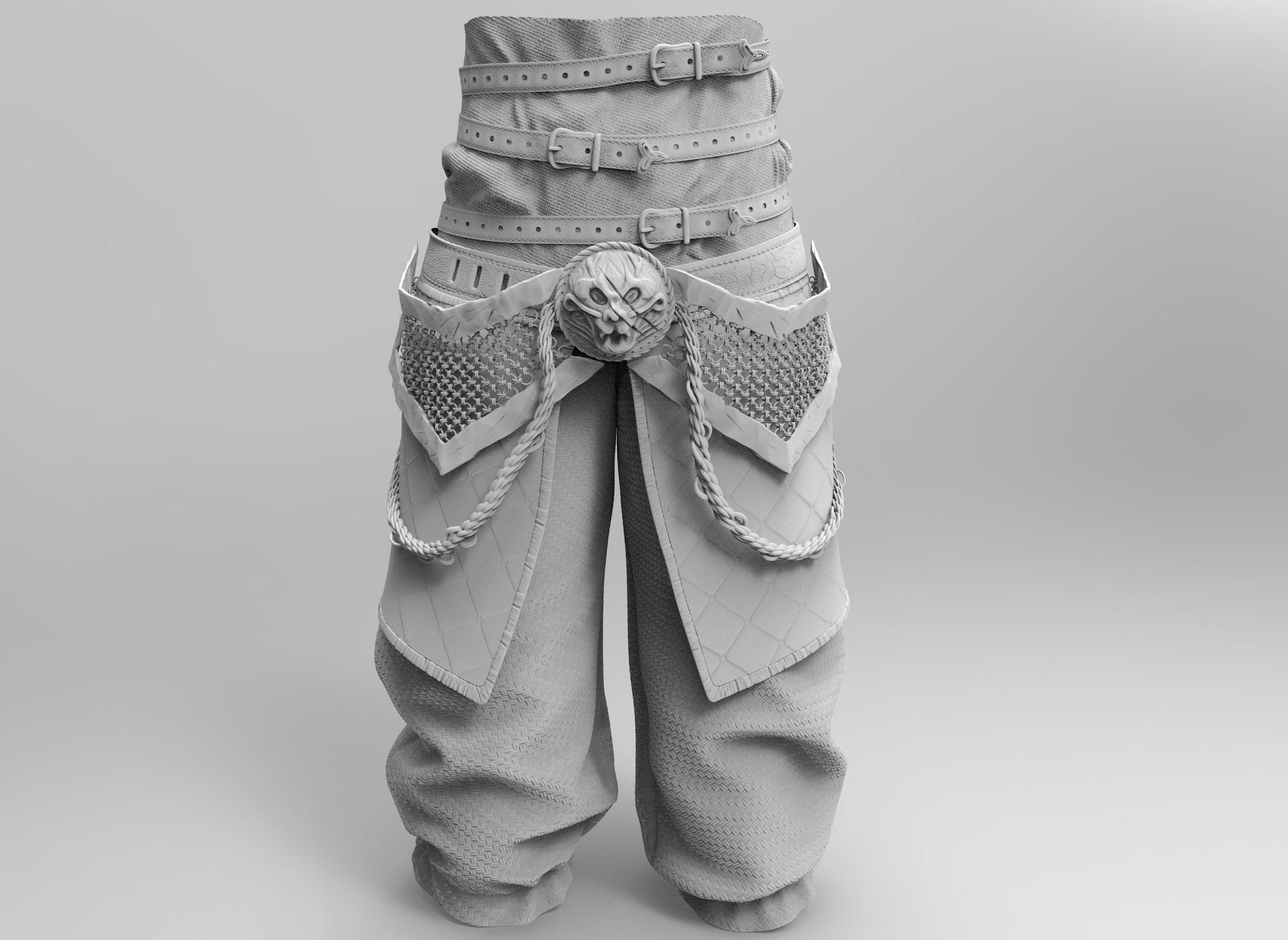 Ihor serdiuchenko pants