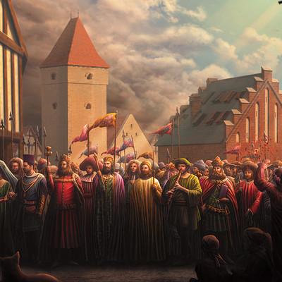 Aleksandra mokrzycka scenka kolor recovered recovered 2