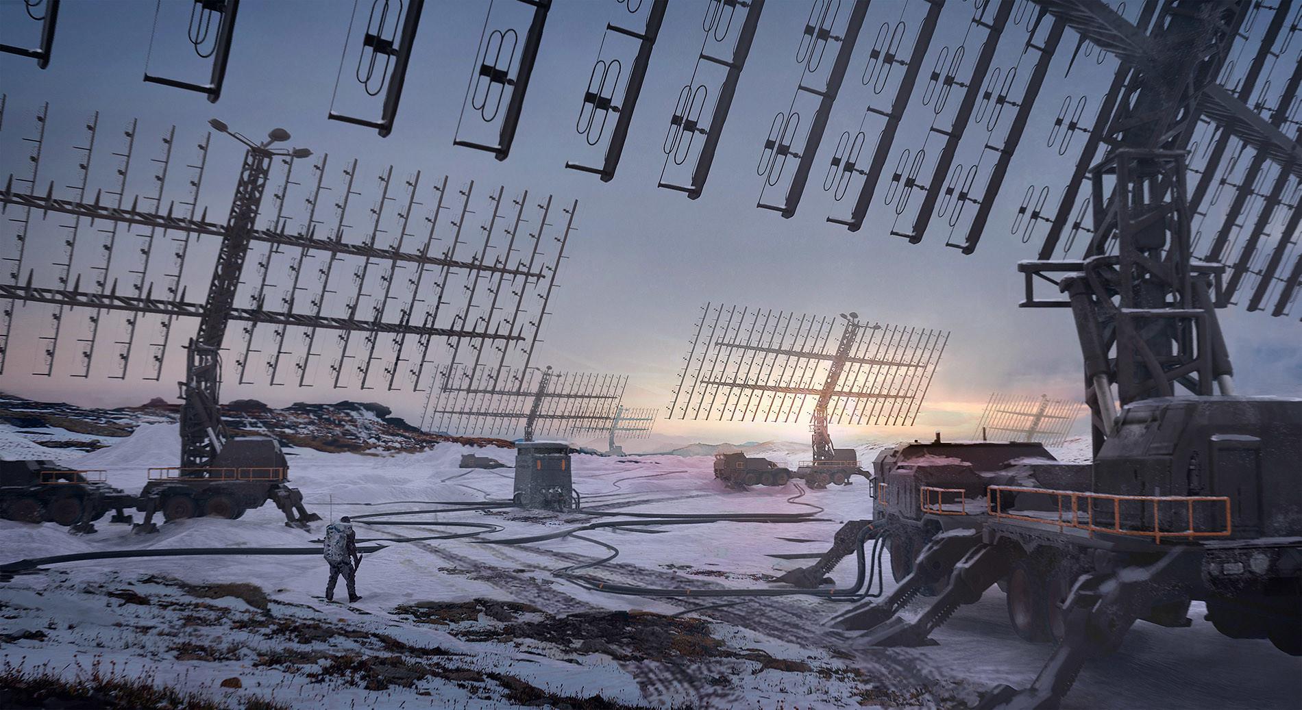 Arctic Radar Surveillance
