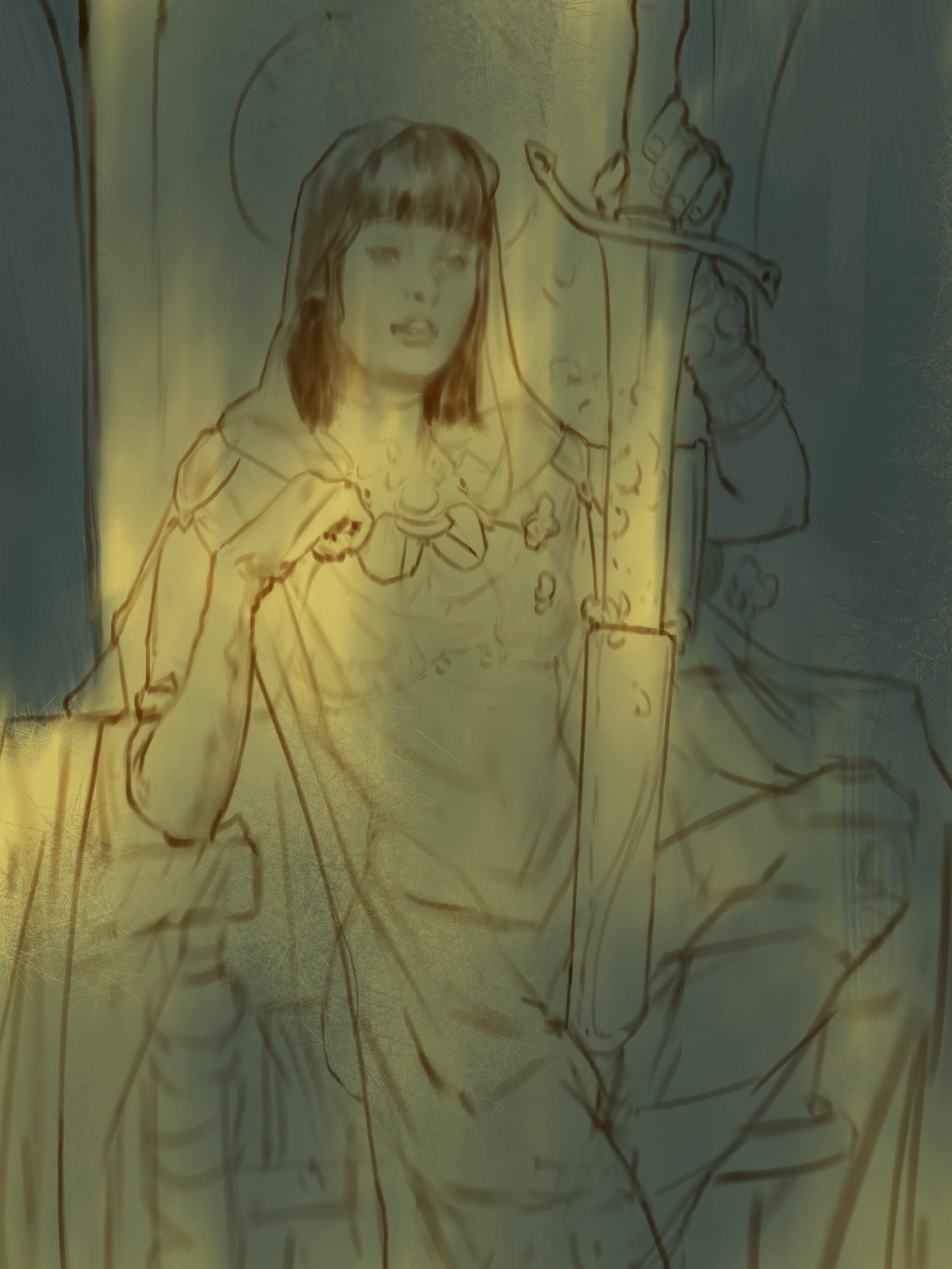 John silva martial goddess madial reg 2
