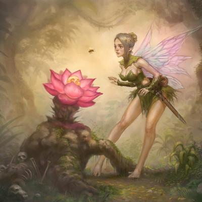 Mario vazquez skull bloom fairy