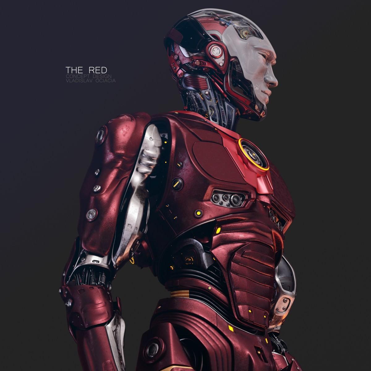 Vladislav ociacia the red robot 4