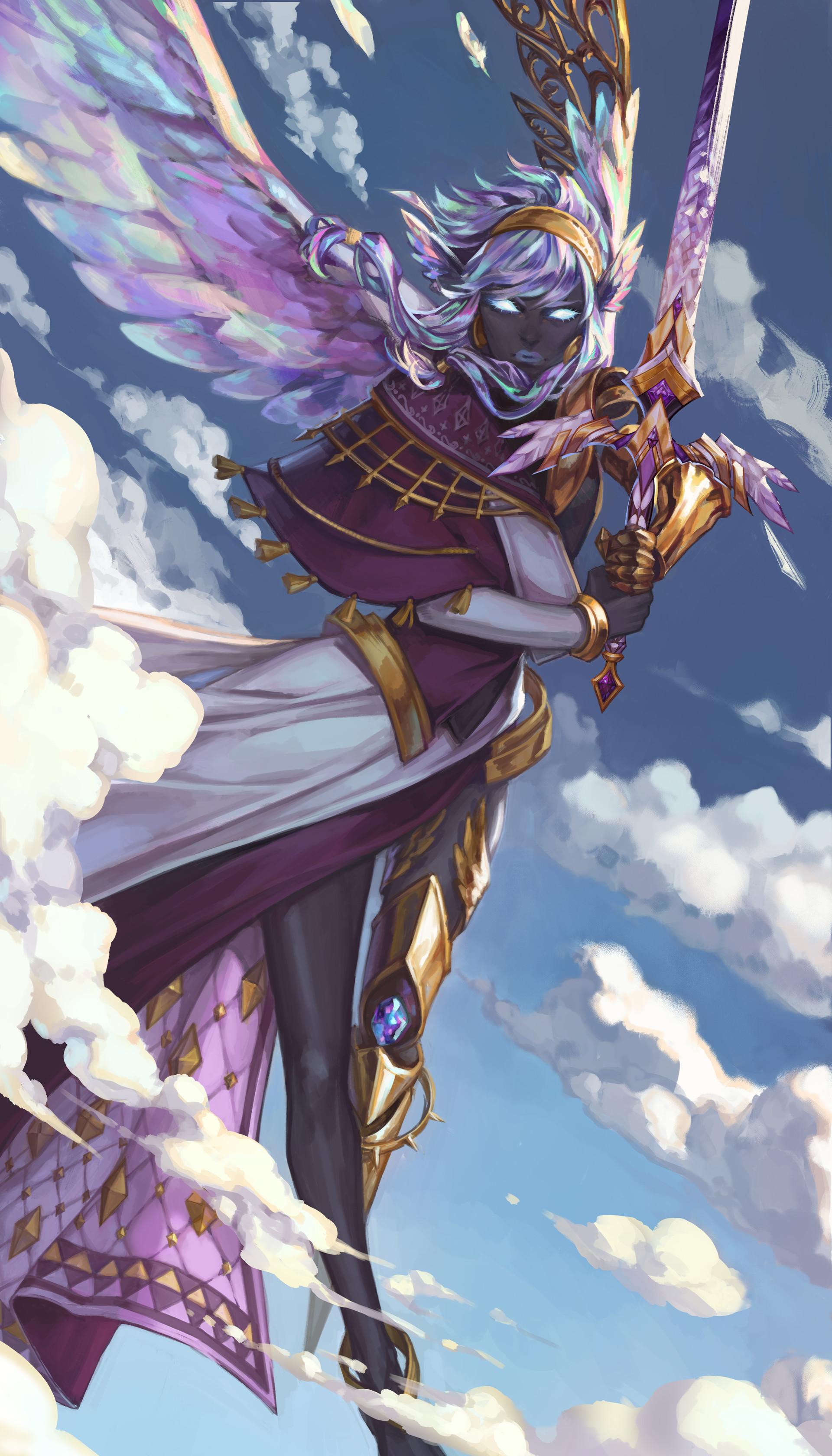 Noa ikeda swords knight