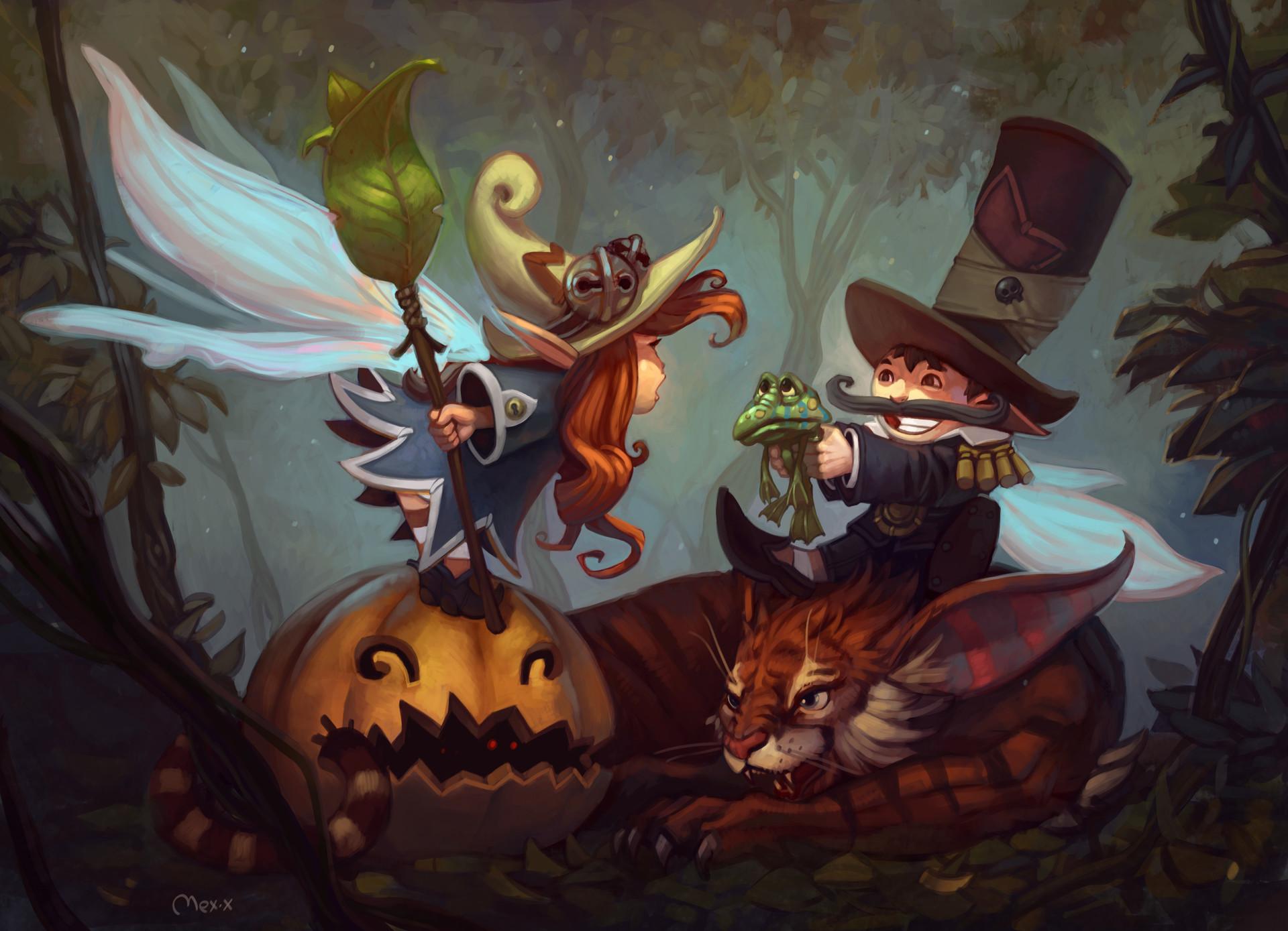 Alexey samokhin halloween by sidxartxa d2h0z8k