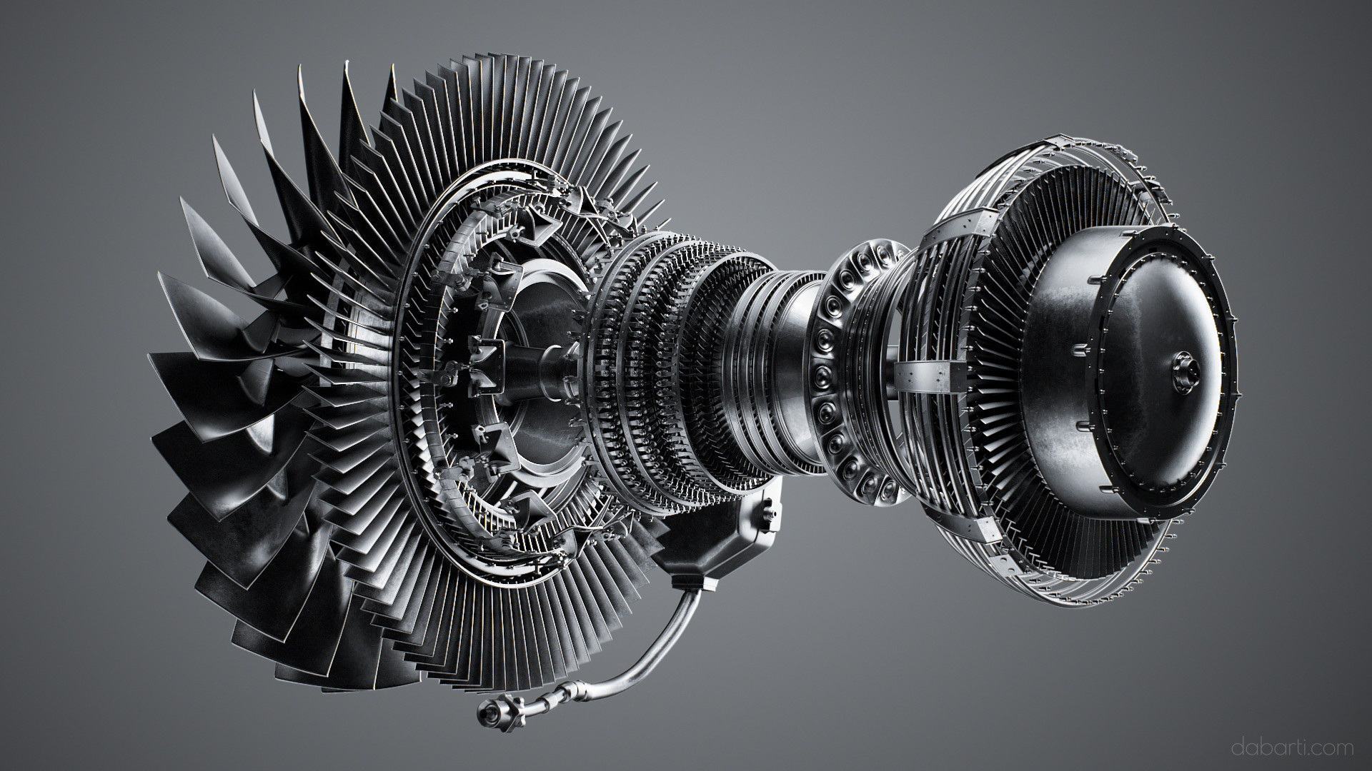 6B Heavy Duty Gas Turbine GE Energy