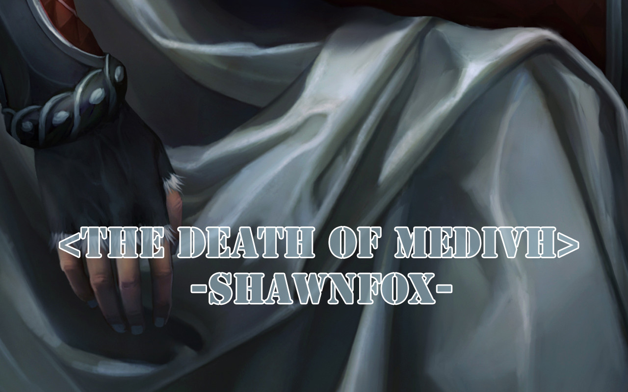 Shawn fox the death of medivh 05