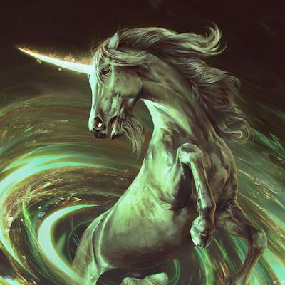 Anna podedworna unicorn