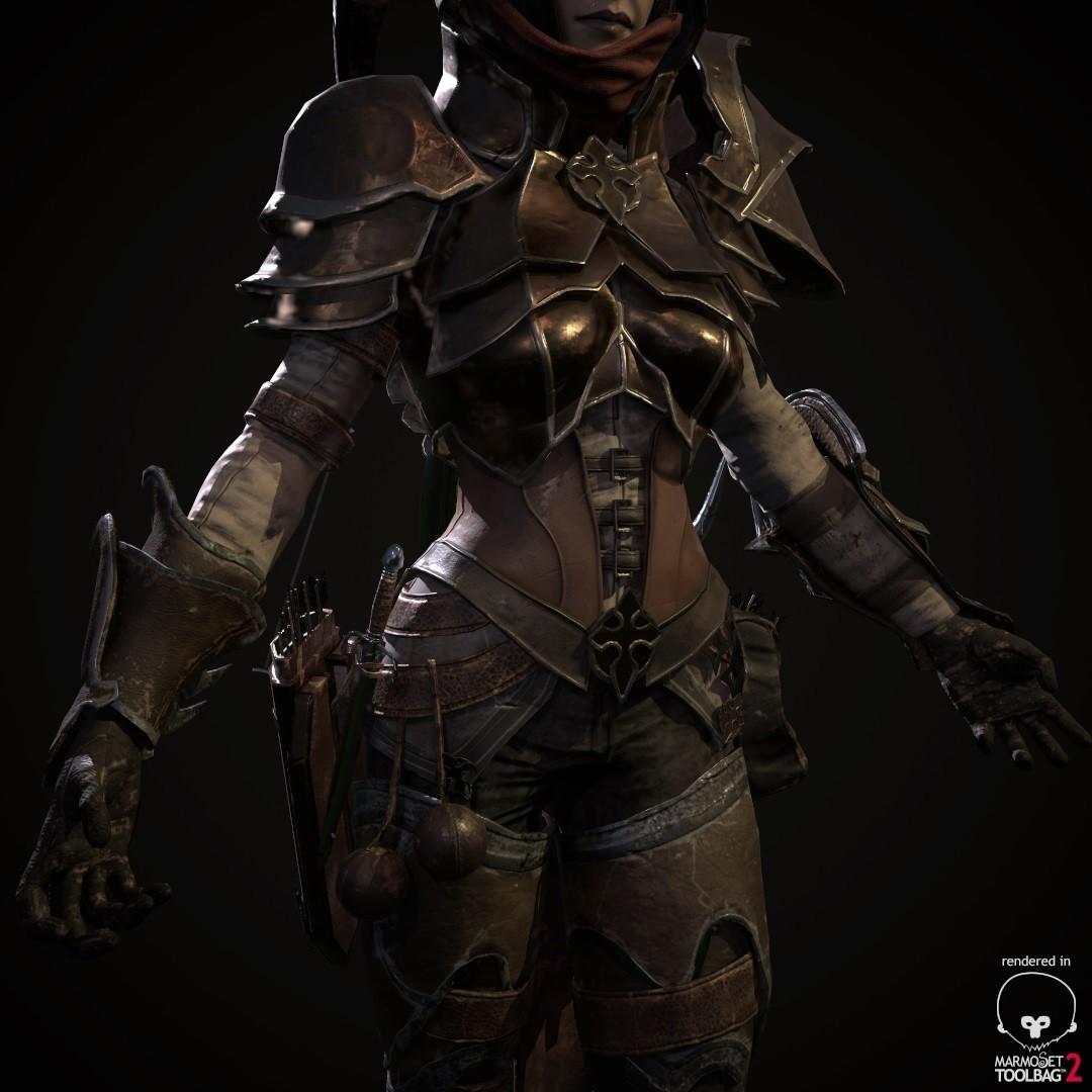 Details - armor