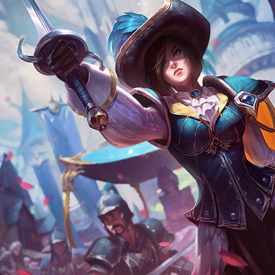 Bo chen royal guard fiora