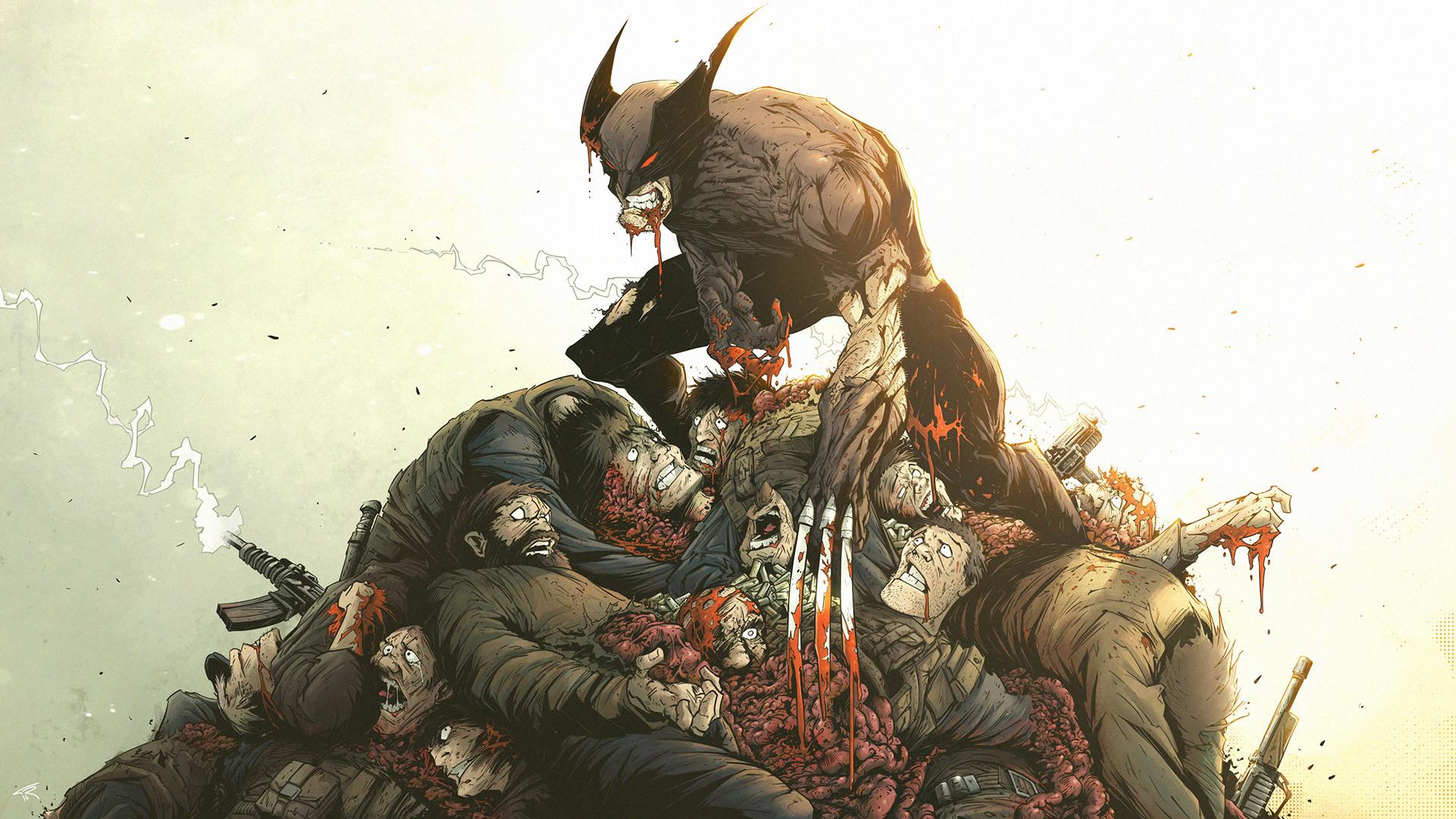 4790fe35c75 Wolverine : Bloodline by Romain Lefevre : ImaginaryCarnage