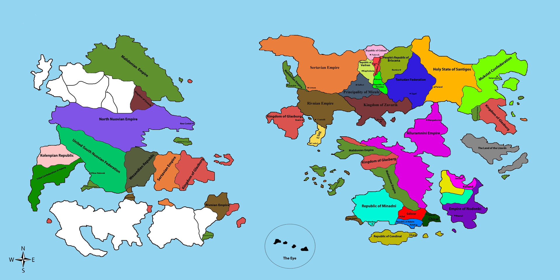 map making - Quick-and-simple point-and-click cartographic