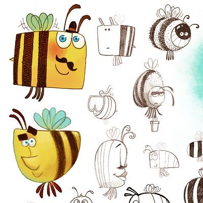 Edin durmisevic the bee