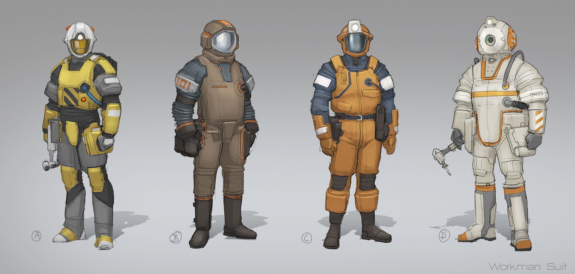 Dave jones workman suit